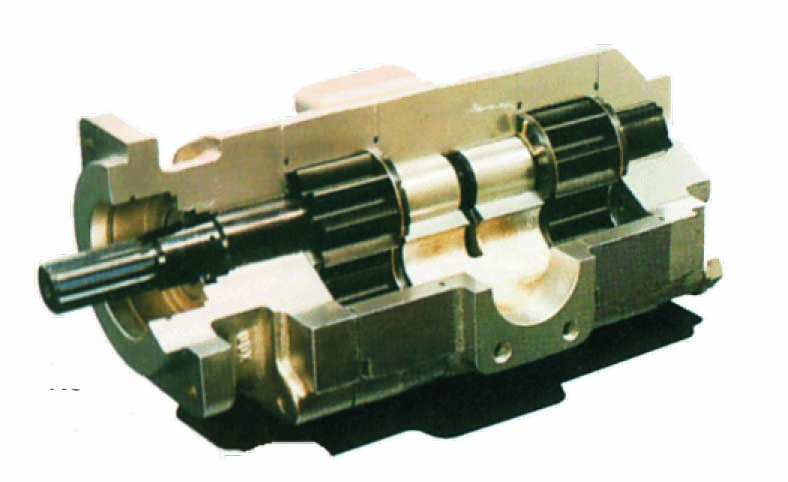 Bush Bearing Pumps P315, P330, P350, P360 series